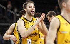 """Paaiškėjo """"Vytauto"""" ir """"Šiaulių"""" galimi varžovai FIBA Europe taurės turnyre"""