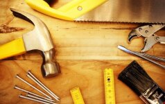 Namų įrankių dėžė – kokie įrankiai pravers kiekvienuose namuose? I dalis