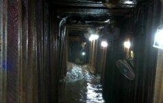 Po kalėjimu Brazilijoje buvo kasamas erdvus tunelis