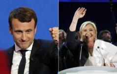 Europos finansų rinkas užplūdo rinkimų rezultatais Prancūzijoje patenkinti investuotojai