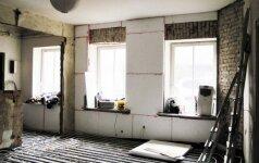 Daugiabučių gyventojai apie remontą privalės pranešti savivaldybei