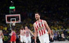 Eurolyga turės naujus čempionus: CSKA krito pusfinalyje