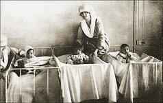 Kodėl gimdymas šiandien trunka ilgiau, negu prieš 50 metų?