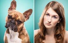 Nuotraukų galerija: koks šeimininkas, toks ir šuo. Ar atvirkščiai?