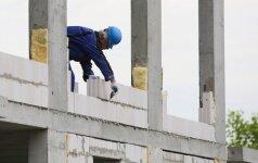Laukia pokyčiai: nedidelio namo statybai kaime bus reikalingas leidimas