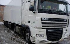 Vilkiko gaudynės ties Panevėžiu: sulaikyta milijono eurų vertės kontrabanda
