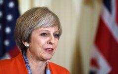 """ES migrantų klausimas įtrauktas į """"Brexit"""" įstatymo svarstymą JK Lordų Rūmuose"""