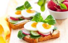 Sveikesnių pusryčių patarimai
