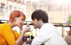 5 dalykai, kurių vyrai negali pakęsti per pirmąjį pasimatymą