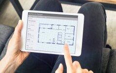 5 dizaino programėlės, kurios įkvėps pokyčiams namuose