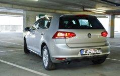 Populiariausiam Volkswagen modeliui atėjo laikas atsinaujinti