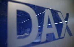 Europos akcijų rinką palaiko finansų sektorius