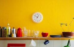 Kaip neišlaidaujant atnaujinti virtuvę