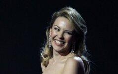 Fantastiška figūra išduoda: 47 metų Kylie Minogue nepavaldi laikui