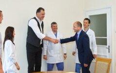 Lietuvos krepšiniui ir toliau padės Kauno klinikos