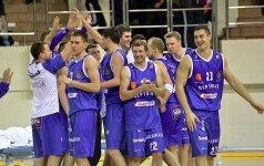 """Fantastiškai puolęs """"Neptūnas"""" LKL čempionate pasikėsino į """"Olimpo"""" rekordą"""