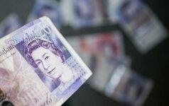 Politikų kalbos lėmė staigius valiutų kursų pokyčius