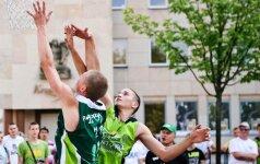 """""""Sprite talentų kovos"""" turnyre Palangoje apsilankys krepšinio rinktinės vyrai"""