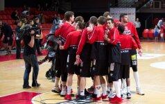 """FIBA neatlyžta: spaudžia federacijas, grėsmė kyla """"Lietuvos rytui"""""""