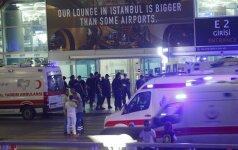 Lietuvis, atsidūręs sprogimų Stambule centre: žmonės rėkė ir krito po kėdėmis