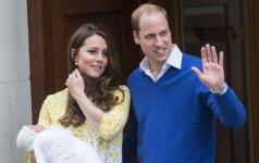 5 priežastys, kodėl Kate Middleton po gimdymo taip puikiai atrodė FOTO