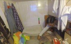 Honkonge žmonės nebeįperka būsto - renkasi kone karsto dydžio butus