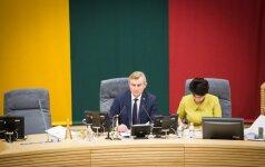 Seimas pradeda svarstyti atnaujintą Nacionalinio saugumo strategiją