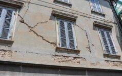 Kai žemė slysta iš po kojų: stipriausi žemės drebėjimai Lietuvos istorijoje