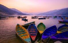 Indija ir Nepalas: meilė ir sapnas
