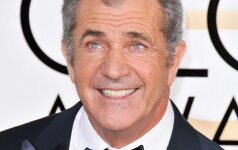 Pagaliau: Melas Gibsonas ryžosi nusiskusti barzdą