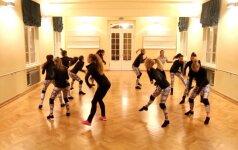 """""""Žalgirio"""" šokėjos: kaip gimsta aistruolių kraują kaitinantys šokiai?"""
