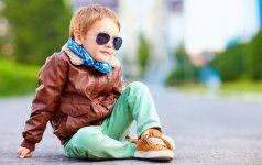 Išleistuvės, stilius ir vaikai