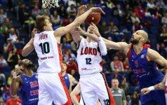 Maskvos CSKA – per žingsnį nuo VTB lygos finalo