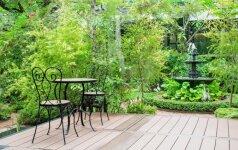 Poilsis prie vandens nuosavame sode – svarbiausia, ką turite žinoti