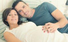 Intymumas nėštumo metu: psichologės komentaras