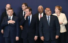 """Berlynas, Paryžius ir Varšuva ragina užmegzti glaudesnius ryšius po """"Brexit"""""""