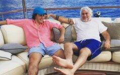 Rusijos oligarchas sūneliui surengė pilnametystės šventę: teko pakloti įspūdingą sumą