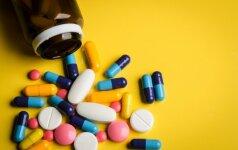 Generinių vaistų kompensuojama daugiau, didėja ir pacientų priemokos