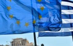 Graikija sutinka su kompromisu dėl finansinės pagalbos reformų