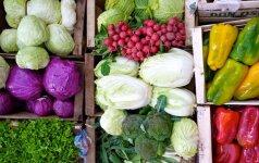 Populiarėja daržovių prenumerata: tiesiai iš lysvės prie gyventojų durų