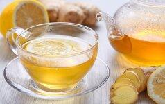 Gėrimas, padėsiantis peršalus