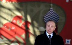 V. Putino Rusija. Projektas, iš kurio Rusija gauna didžiausią naudą