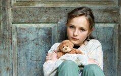 Psichologė: daugelis vaikų Lietuvoje nelaimingi