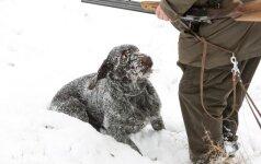 Du mėnesius medžiotojus tikrinę aplinkosaugininkai jiems turi priekaištų
