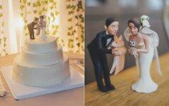 Šunų vaidmuo vestuvėse didžiulis: akivaizdu, kas jaunavedžiams svarbiausia