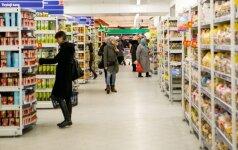 Lietuviai nyksta, dingsta ir jų pamėgti produktai parduotuvėse