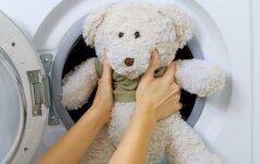 10 neįprastų dalykų, kuriuos galite išplauti skalbimo mašinoje