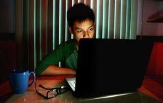 """IT saugumo ekspertas – kodėl mano vaikai nežaidžia """"Mėlynojo banginio"""""""