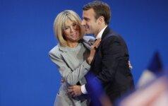 """Po pirmojo Prancūzijos prezidento rinkimų turo – pasaulinis akcijų kainų """"ralis"""""""