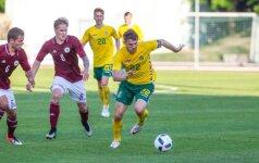 F. Černycho įvartis Lenkijos taurės turnyro aštuntfinalio rungtynėse